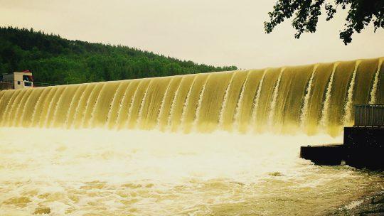 Pegel und Abfluss am Lech